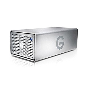 G-Technology G-RAID Removable Thunderbolt 3 12000GB 0G05753 Silver NA