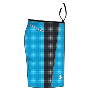 Under ArmourメンズCoolSwitch Run Shorts L ブルー