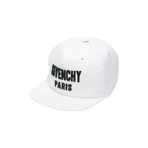 Givenchy Kids ロゴ キャップ - ホワイト
