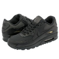 NIKE AIR MAX 90 PREMIUM ナイキ エア マックス 90 プレミアム BLACK/BLACK/METALLIC GOLD