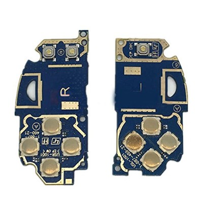 Zhhlaixing High Quality Repair Part L R Button Motherboard for Playstation PS Vita PSV 2000 2663