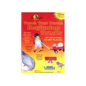 Teach Your Parrot Beginning Tricks, Disk 2 by Pet Media
