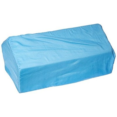 Hermell Products Leg Lifter with Blue Polycotton Cover by Hermell Products, Inc.
