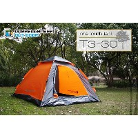 DOPPELGANGER OUTDOOR ワンタッチテント T3-30