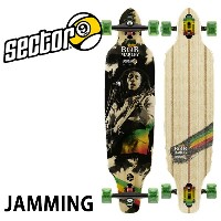 SECTOR 9 JAMMING Completelete 17 セクターナイン スケートボード SECTOR NINE