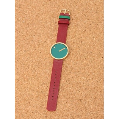 PICTO (U)Watch Green×Red ピクト ファッショングッズ【送料無料】
