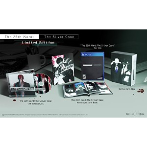 The 25th Ward: Silver Case - Limited Edition (輸入版:北米) - PS4