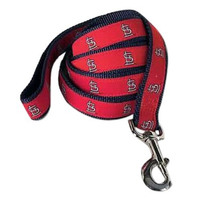 Sporty K9 MLB Saint Louis Cardinals Dog Leash, Medium by Sporty K9