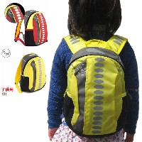 MaxFred キッズ リュック RUCKSACK MINI KIDS 10L イエロー×グレー AN301 子供用 バックパック バッグ 【C1】【w57】