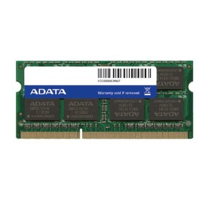 ADATA Technology DDR3 SO-DIMM(1600)-4G(2Gx2枚組)256x8省電