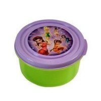 Disney Fairies Tinkerbell Snack N Store Food Storage Container by Tinkerbell [並行輸入品]