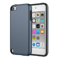 iPod Touch 6 ケース - ATiC Apple iPod touch 第6世代 /iPod Touch 第5世代 用PC+TPU製 組み立て式保護ケース Sapphire Blue