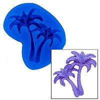 Palm Tree Duo金型by First Impressions Molds