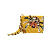 Burberry Creature motif ID card case charm - イエロー&オレンジ