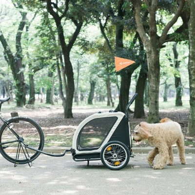 Air Buggy for Dog NEST BIKE (ネスト バイク)AirBuggy 犬 カートエアバギー