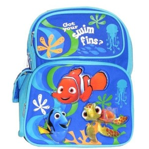 """Finding Nemo Medium 14.5"""" Backpack by distibuted by BuyMeAToy [並行輸入品]"""
