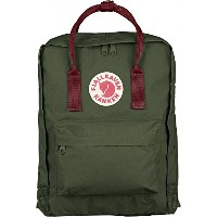 [フェールラーベン] FJALL RAVEN Kanken 23510 660-326 Forest Green/Ox Red