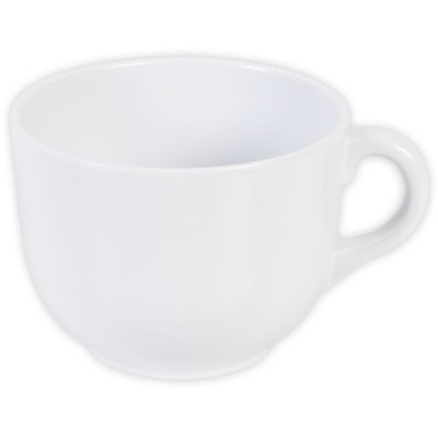 Excellante Royal White Collection 590ml Mug, Royal White
