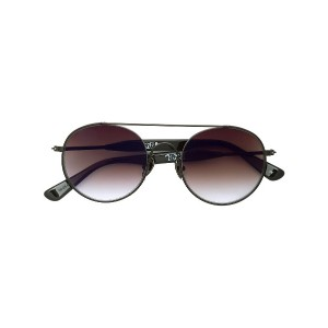 Westward Leaning Cellophane Disco 01 sunglasses - ブラック