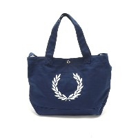 FRED PERRY (A)LAUREL WREATH CANVAS TOTE BAG フレッドペリー バッグ【送料無料】