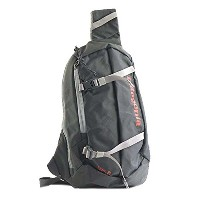 パタゴニア 斜め掛けバッグ PATAGONIA DAY PACKS 48261 ATOM SLING 8L FGE FORGE GREY 100%NYLON 並行輸入品