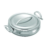 nambè mt0561CookServ 12-inch Saute Pan with Lid