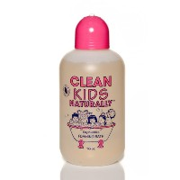 16oz Tiny Bubbles Foaming Bath by Clean Kids Naturally