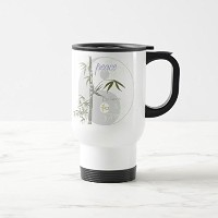 Zazzle Have You Done Your Tai Chi Today ?コーヒーマグ 15 oz, Travel/Commuter Mug c291137e-ccc5-5325-4813...