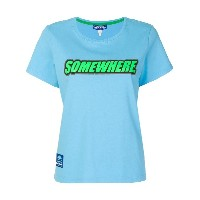 Marc Jacobs Somewhere Tシャツ - ブルー