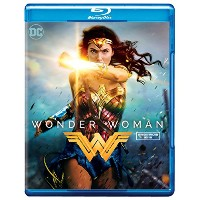 Wonder Woman (2-Disc) (Bilingual) [Blu-Ray + DVD + Digital HD] - from USA.