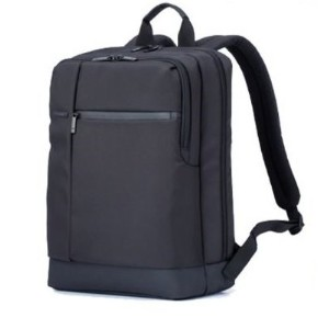 XIAOMI ノートパソコン PCバッグBUSINESS BACKPACK (海外直送品) (BLACK)
