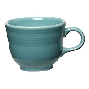 Fiesta 7-3/4-Ounce Cup, Turquoise [並行輸入品]