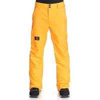 DC Dealer Snowboard Pants Mens S オレンジ