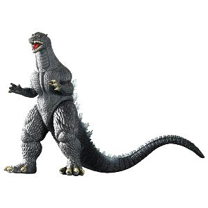 Godzilla ゴジラ Japanese 6インチ フィギュア Vinyl Figure Final Wars 2005 Godzilla Re-Sculpt