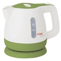 T-fal 電気ケトル アプレシア リーフグリーン 0.8L BF802222A