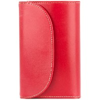Whitehouse Cox folded wallet - レッド
