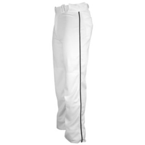 Eastbay Team Team チーム Relaxed Fit Piped Pants - Mens メンズ 白・ホワイト/black 黒・ブラック