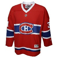 High Quality-7 Canadiens Home Replica Jersey, 5/, Red