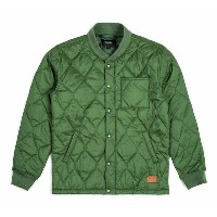 Brixton Crawford Jacket Evergreen M