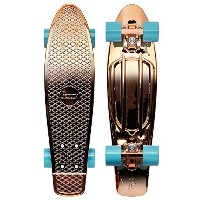 Penny Skateboard ペニー スケートボード Penny PAINTED FADE Complete(ROSEGOLD,22インチ(57cm))