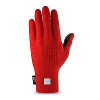 Running Gloves–by Compressport カラー: レッド