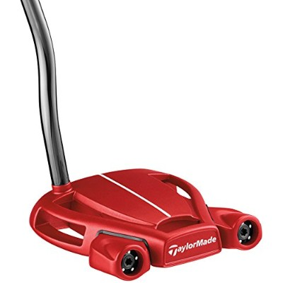 TAYLOR MADE(テーラーメイド) パター Spider TOUR パター RED DOUBLE BEND 2018年モデル レフティー用 メンズ N0729326 左 ロフト角:2.5度...