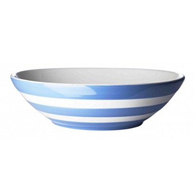 Cornishware Serving Bowl , 12 – 1 / 4インチ