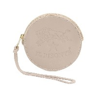 Il Bisonte round shape wallet - グレー