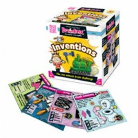 Green Board Games BrainBox Inventions ブレインボックス 発明編 91015