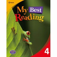 e-future My Best Reading 4 Student Book (with Workbook and MP3 CD)