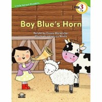 e-future Little Sprout Readers 3-08. Boy Blue's Horn (with Hybrid CD)