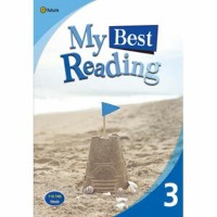 e-future My Best Reading 3 Student Book (with Workbook and MP3 CD)