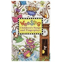 Wee Sing Children`s Songs & Fingerplays CD