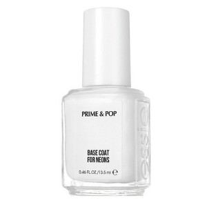 Essie Nail Polish - Prime and Pop Neon Base Coat - 13.5ml / 0.46oz